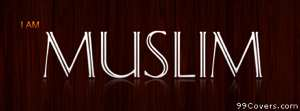 i am muslim Facebook Cover Photo