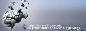 alzheimers awareness Facebook Cover Photo