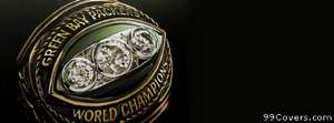 greenbay packers superbowl ring Facebook Cover Photo