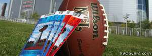 superbowl football tickets stadium Facebook Cover