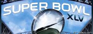 superbowl xlv Facebook Cover Photo