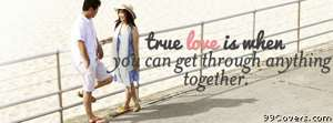 true love Facebook Cover Photo