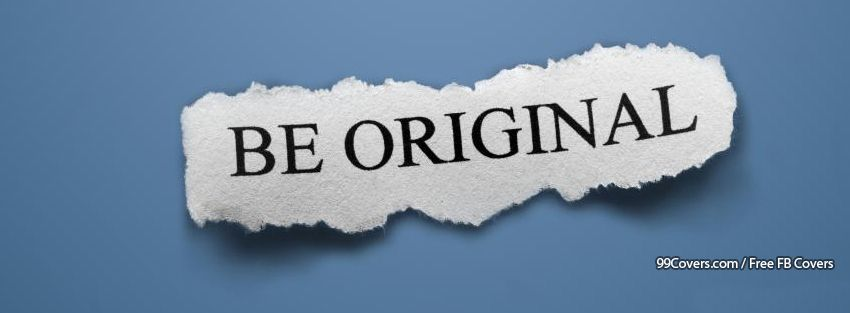 Be Original Pictures