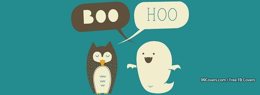 Boo Hoo Facebook Cover Photos