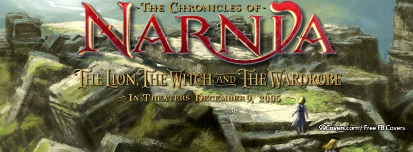 Chronicles Of Narnia  Facebook Covers