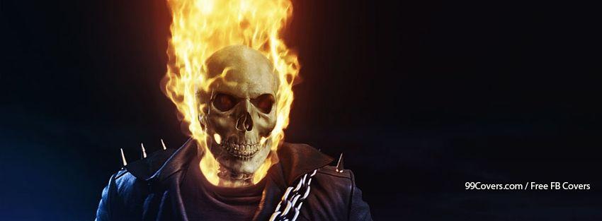 Facebook Cover Photos - Ghost Rider 2007 Facebook Cover Photos