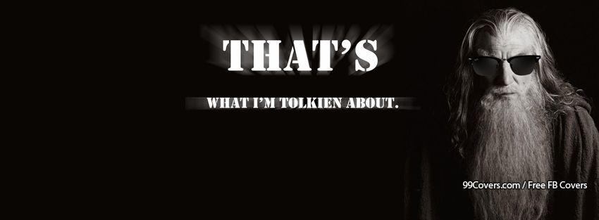 Gandalf Tolkien Lotr Funny Facebook Cover Photos