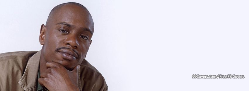 Dave Chappelle Comedian Comedians Funny Facebook Cover Photos
