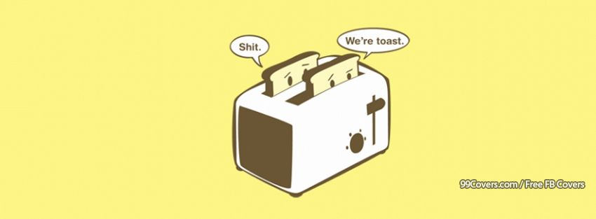 Becoming Toast Facebook Cover Photos