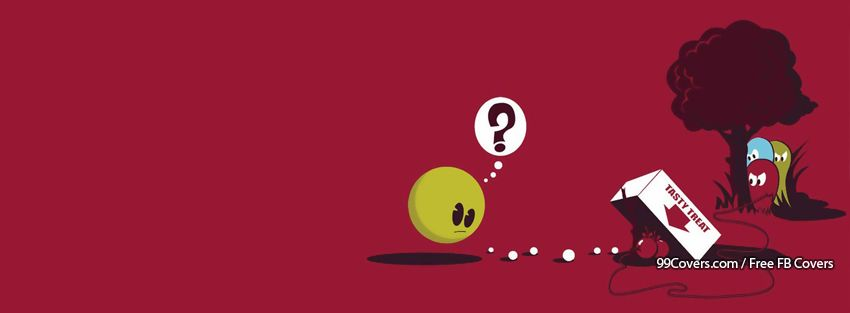 Video Games Pacman Retro Funny Ghosts Facebook Cover Photos