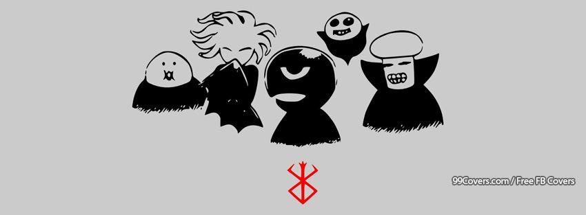 Anime chibi facebook covers