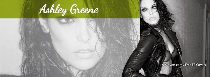 Ashley Greene Facebook Covers