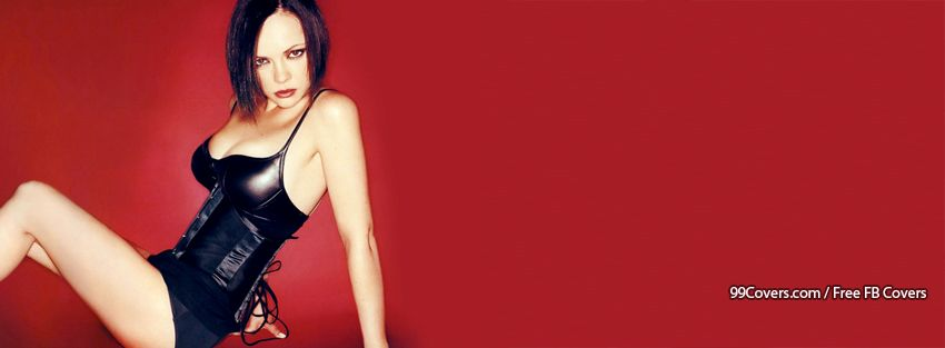 Christina Ricci Facebook Covers