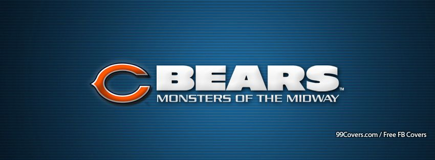 Bears Slogan Facebook Cover Photo