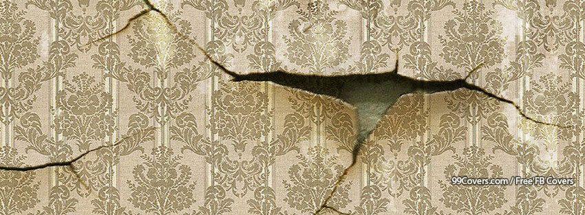 Wallpaper Cracks Vintage Facebook Cover Photos