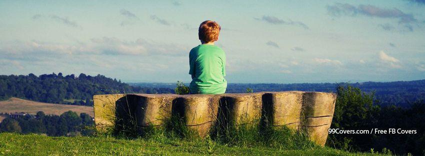 Facebook Cover Photos ...I Am Alone Boy Cover Photos