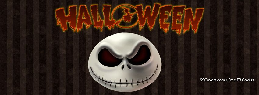 Jack skellington facebook cover