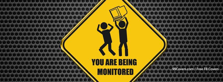 Funny Computer Sign Facebook Cover Photos