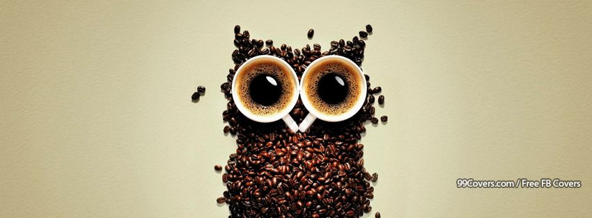 Funny Coffee Facebook Cover Photos