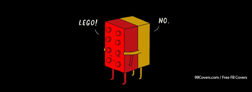 Funny Lego Facebook Cover Photos