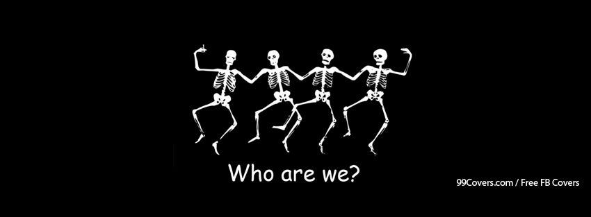 Funny Skeletons Facebook Cover Photos