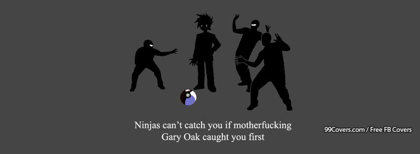 Funny Ninjas 7 Facebook Cover Photos