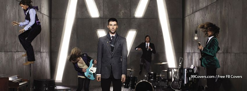 Maroon 5 Fb Cover
