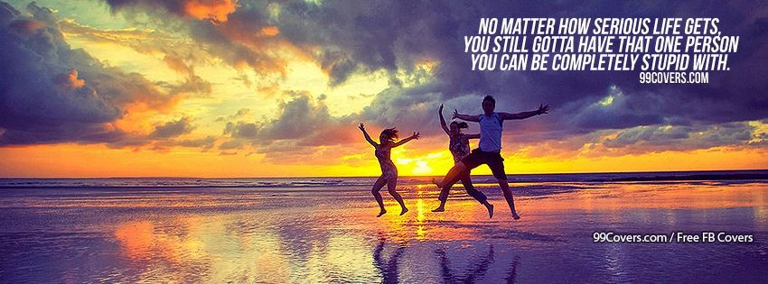 Friends Quote Facebook Cover Photos