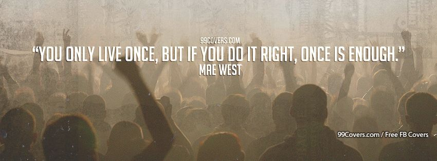 Mae West Facebook Cover Photos