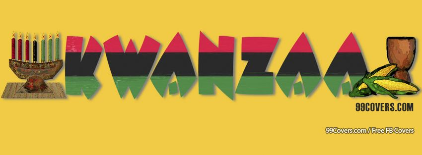 Kwanzaa Facebook Covers