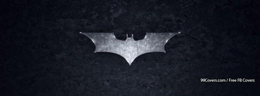 Facebook Cover Photos Black Batman Wallpaper With Silver