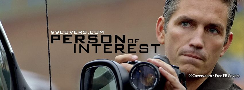 Person Of Interest Jim Caviezel Facebook Covers