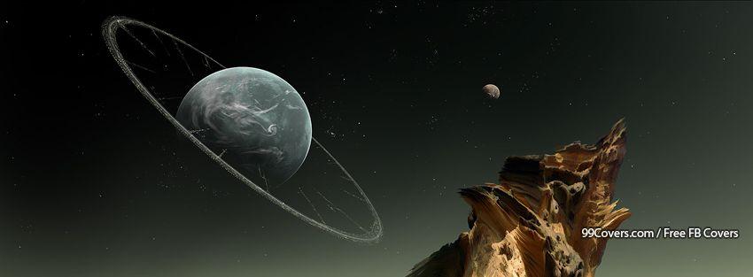 Fantasy landscape space - photo#20