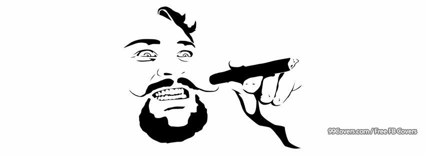 Meme Brilliant Cigar Facebook Cover Photos