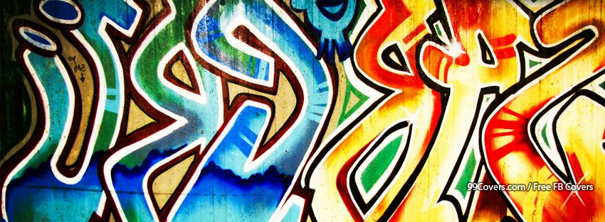 Abstract Art Fb Cover