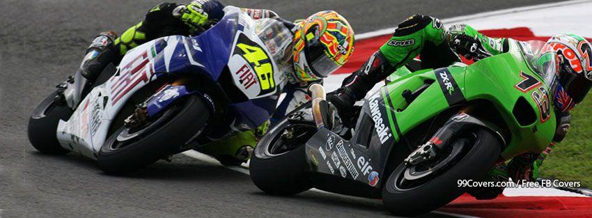 Kawasaki Ninja Zx Rr Motogp Race Sepang  Facebook Covers