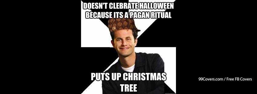 Scumbag Christian Facebook Cover Photos