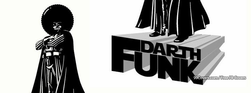 Darth Vader Funk Facebook Cover Photos