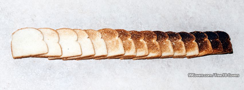 Toast Facebook Cover Photos