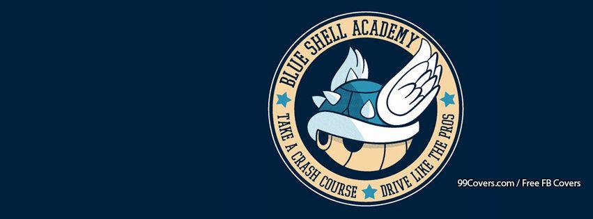 Blue Shell Academy Facebook Cover Photos