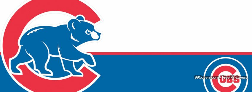 Chicago Cubs Icon Facebook Covers