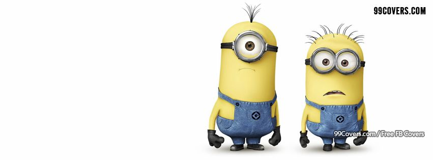 Facebook Cover Photos - Despicable Me 2 Minions Funny ...