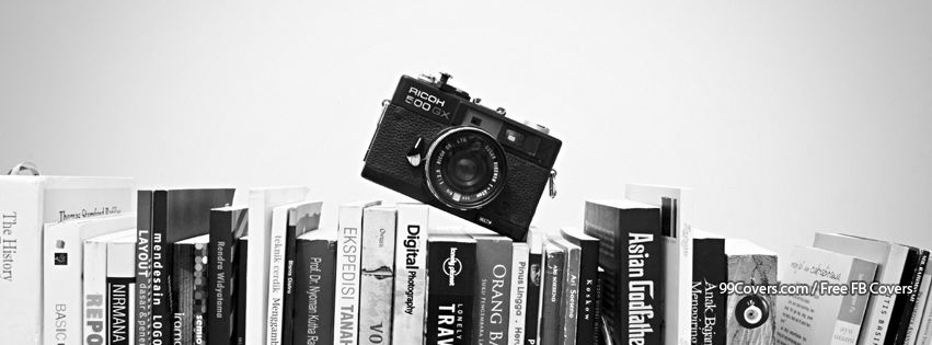 Facebook Book Cover Pictures ~ Facebook cover photos camera and books covers