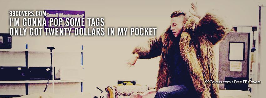 Facebook Cover Photos - Macklemore Thrift Shop Lyrics ...