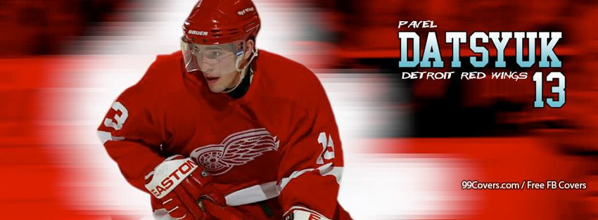 Detroit Red Wings Pavel Datsyuk Photos