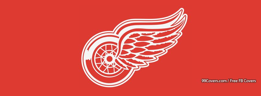 Detroit Red Wings Facebook Cover Photos