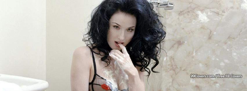 Facebook Cover Photos Dita Von Teese Hot Facebook Banners Facebook