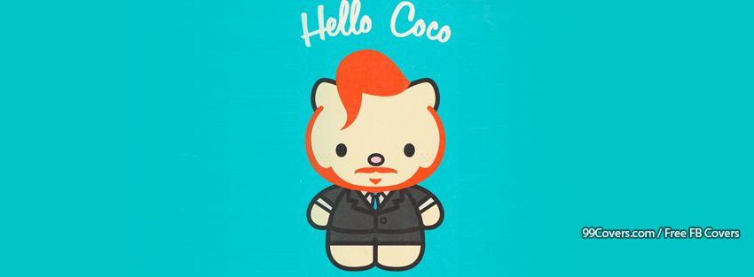 Conan O Kitty Facebook Cover Photos