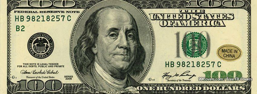 Benjamin Franklin 100 Bill Photos