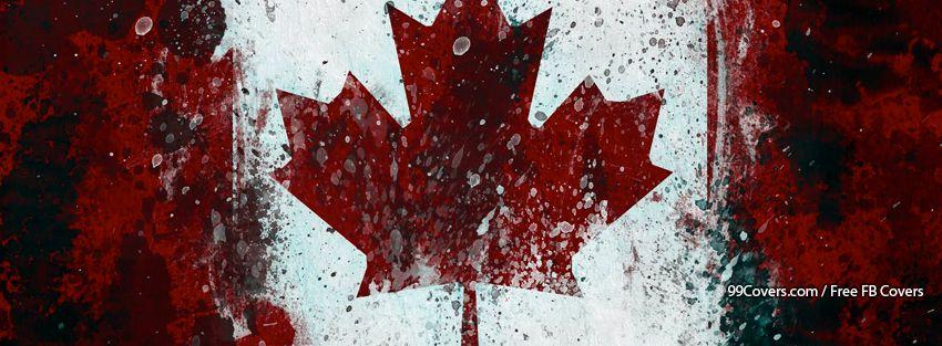 Canadian Flag Photos